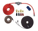 $1 Res ~~ NEW 8 GAUGE AMP WIRING KIT - Quality ~~ 2300W