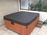 Spa Cover, Cafe Screen Custom Made In NZ