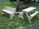 Bench Seat/BBQ Tables and Outdoor Products