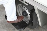 Truck Car Van Tyre Step Up Guide Lift - SPECIAL