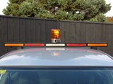 REAR DIRECTION LED LIGHT BAR WITH BEACON