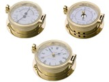 Royal Mariner® Triple set - Clock + Barometer + Thermo/Hygro C622 C622R C622TH