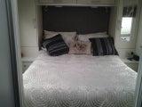 Rear Island double bed model