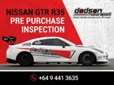 GTR R35 Nissan Pre Purchase Inspection