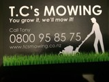 TCs MOWING NEED YOUR LAWNS CUT TODAY CALL NOW