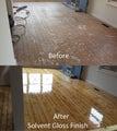 Sanding & Polishing, Flooring
