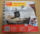 Build Your Own Pirate Ship Kit