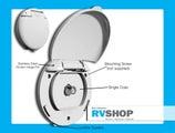 External Socket for Portable Sat Dish