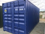 20ft General Purpose Second Hand Painted Container