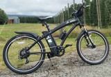 ARIES - MARKET LEADING ELECTRIC MOUNTAIN BIKE