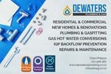 Dewaters Plumbing & Gas Christchurch