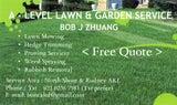 Lawn Mowing & Garden Maintenance Service