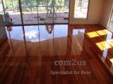 floor sanding/polyshing