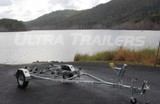 New Ultra Boat Trailer for 15ft to 16ft ( 4.6 to 4.9m ) Boats