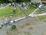 Boat trailer's tandem,braked & not,priced from.