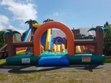 bouncy castles, portable mini golf hire and more