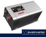 MUSTPOWER PRO 2000w pure sine wave inverter with charger
