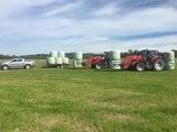 Hay & Baleage Services. Hawkes Bay
