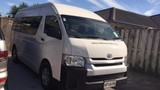 Hire Jumbo 12 Seater Van