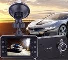Dash Car Camera Recorder Full HD 1080P Night Vision 2.7inch Vehicle Blackbox DVR