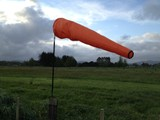 Windsock and Stainless Frame