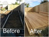 Decking, Fencing And Landscaping