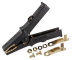 PROJECTA CLAMP SOLID BRASS BLACK