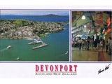 1 Postcard - #562- Devonport