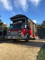 MACK FIRE ENGINE MOBILE HOME
