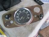 Dash part,old English car.