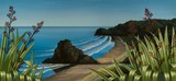 Artist - Acrylic Seascape Paintings