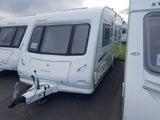 Elddis Odyssey 544 UK Caravan 2008 4 Berth