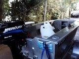 FC 390 Aluminium boat & trailer