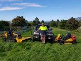 Gorse Blackberry & Long Grass Mulching Specialists