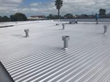 Roof Re Coating, Rust, Bitumen/Aluminium