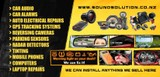 CAR AUDIO CAR ALARM INSTALLATION SPECIALISTS