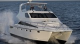 2007 Stealth 540 Power Cat / 38 Knot Cruising