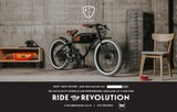 Maverick Cruiser Electric Bike