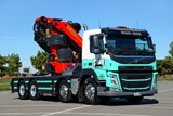 CRANE TRUCKS FOR HIRE - Palfinger / Hiab