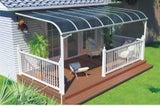 Canopy Carport pergola awning Aluminum alloy