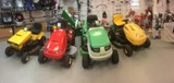 Ride on & Walk behind Lawnmower repairs
