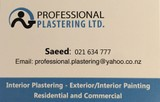 Plastering & Painting 021634777