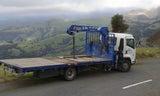Truck and Crane Hiab Hire Christchurch