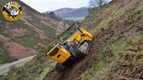 Steep Slope Clearing - Paddock Topping Services