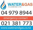 Water and Gas Plumbing Ltd