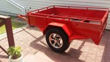 Home made Trailer N Z Made