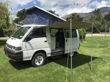 4WD Mitsubishi L300 PopTop Campervan