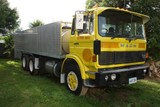 1988 Mack Truck Chassis, Tipper Deck, Water Tanker