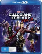 Guardians of the Galaxy: Vol. 2 (3D Blu-ray)