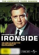 Ironside: Season 3 (Fatpack)